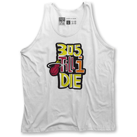 Court Culture Throwback 305 Till I Die Tank