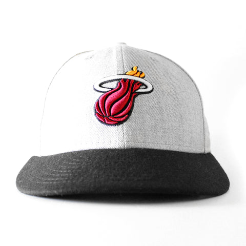 New ERA Miami HEAT Change Up Low Profile Fitted
