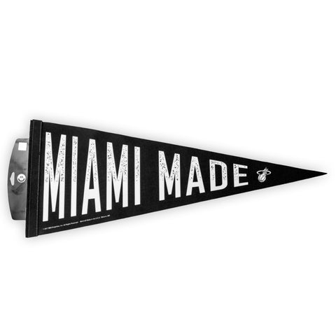 Court Culture Miami Made Pennant