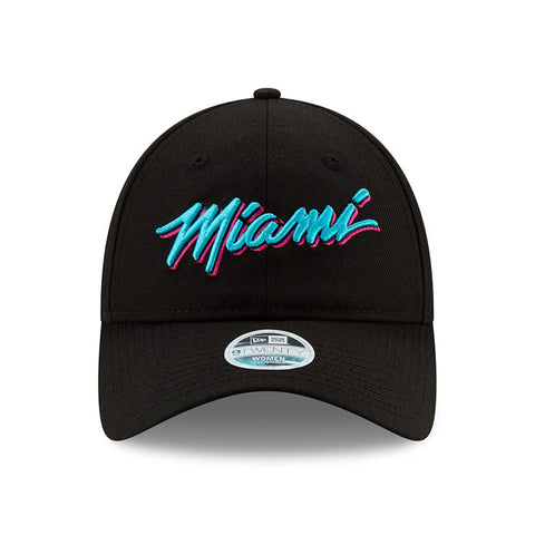 New ERA Miami HEAT Vice Nights City Series MIAMI Youth Dad Hat