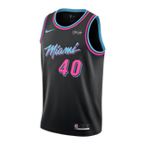 Udonis Haslem Nike Miami HEAT Youth Vice Nights Swingman Jersey - 1