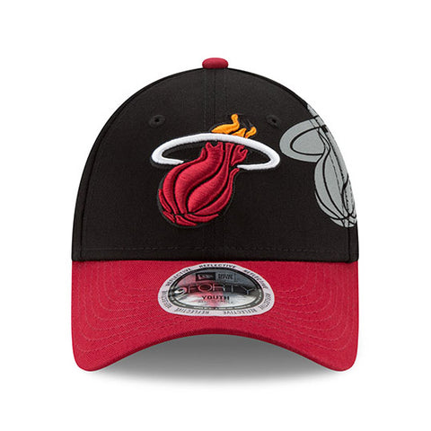 New ERA Miami HEAT Youth Sideflect Dad Cap