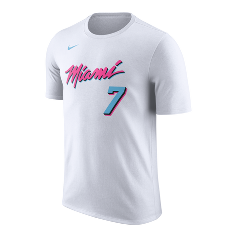 Goran Dragic Nike Miami HEAT Vice Uniform City Edition  Youth Name & Number Tee