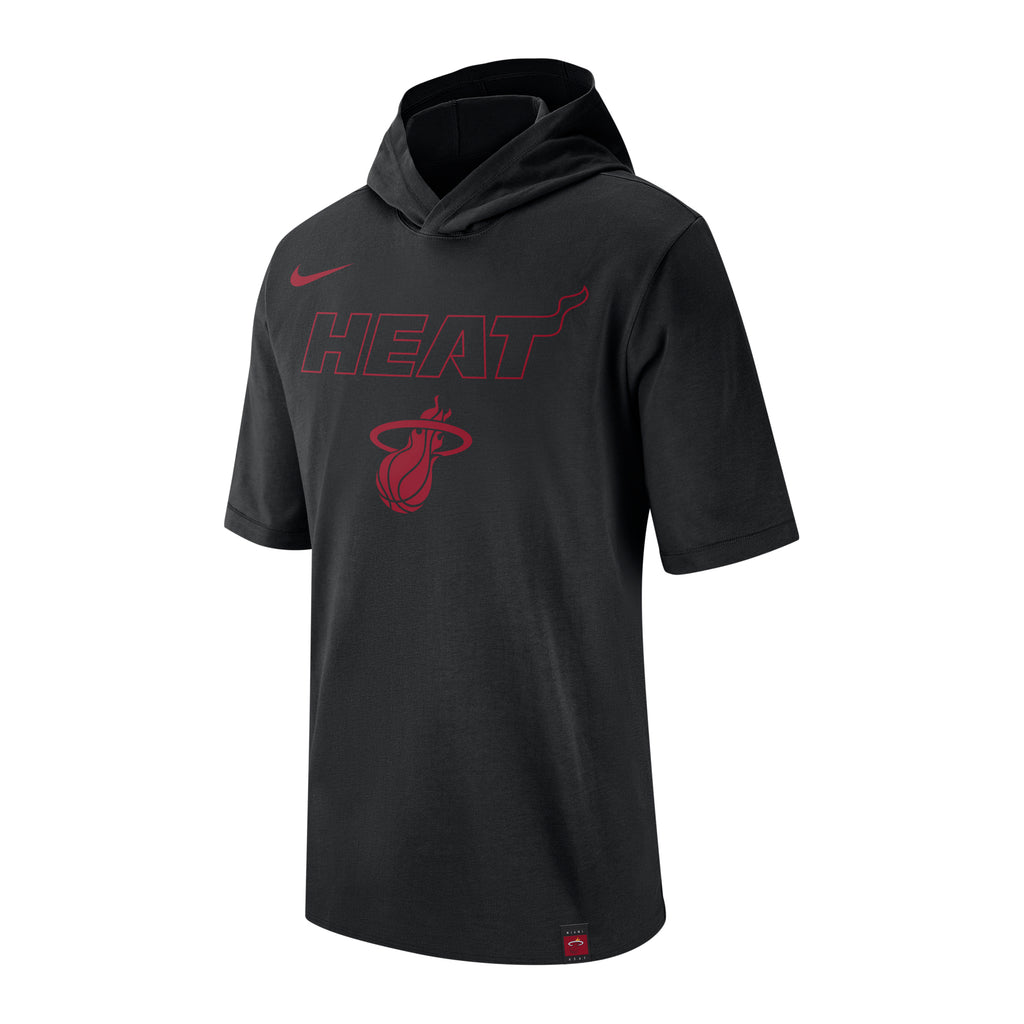Nike Black HEAT Hoody Tee - featured image