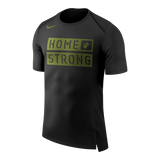 Nike Miami HEAT Short Sleeve Home Strong Tee - 1