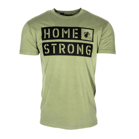 Court Culture Miami HEAT Men's Home Strong Tee