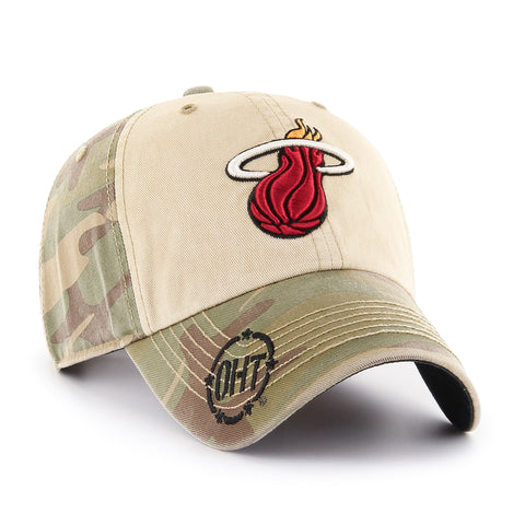 '47 Miami HEAT Gordie OHT Clean Up Adjustable