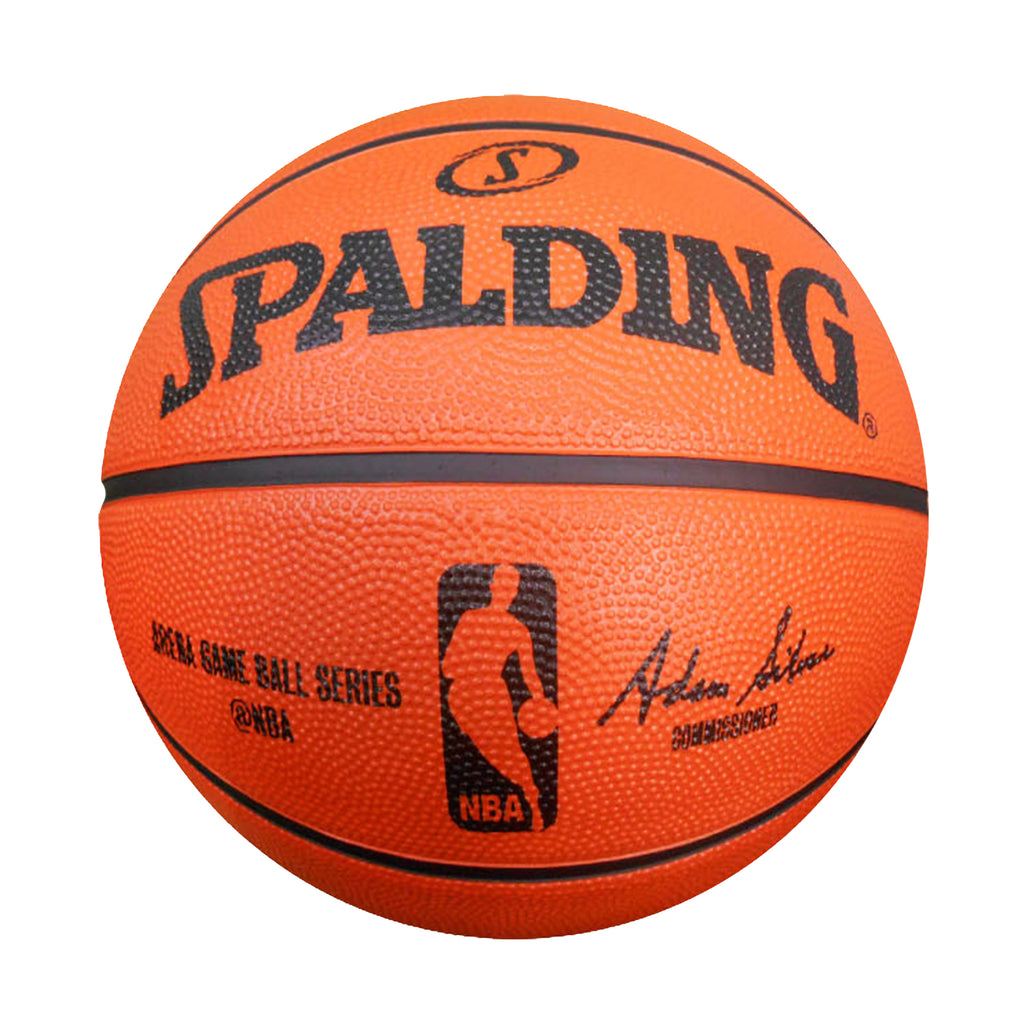 Spalding NBA Replica Rubber Basketball - featured image