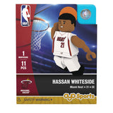 OYO Sports Miami HEAT Hassan Whiteside Minifigurine - 2