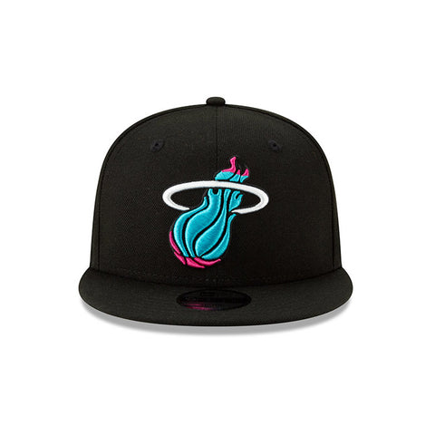 New ERA Miami HEAT Vice Nights City Series Youth Snapback