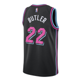 Jimmy Butler Nike Miami HEAT Youth Vice Nights Swingman Jersey - 2