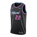 Jimmy Butler Nike Miami HEAT Youth Vice Nights Swingman Jersey - 1