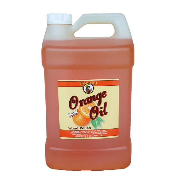 Orange Wood Oil Gallon