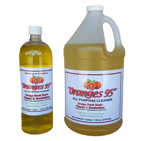 Oranges 95 All Purpose Cleaner | Touch of Oranges