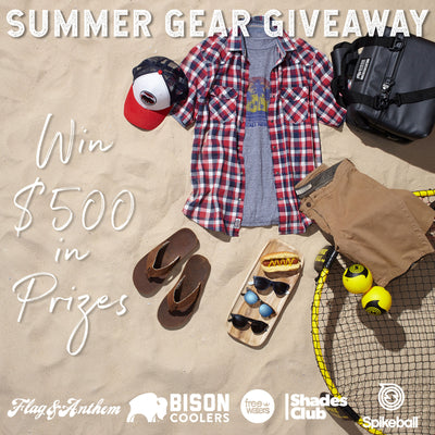 Summer Gear Giveaway
