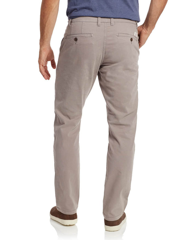 Chinos - CASTLETON CHINO - OAKLAND SLIM - FROST GREY