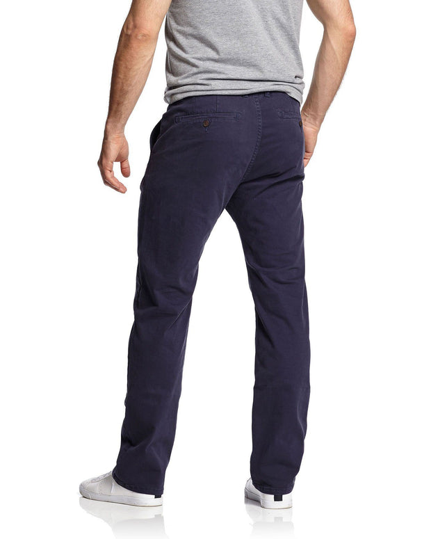 Pants - CASTLETON CHINO - NASHVILLE STRAIGHT - NAVY