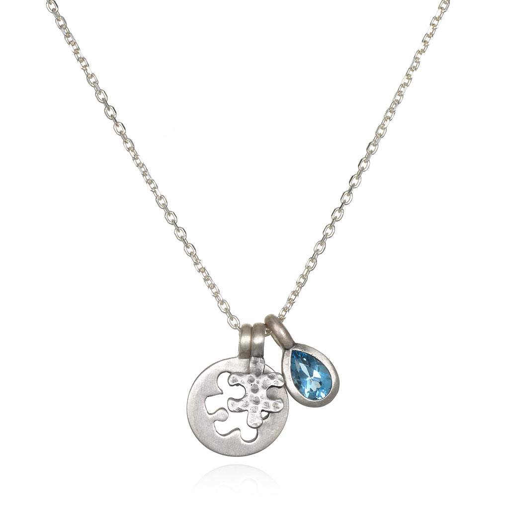 Communicate Through Love Necklace - Satya Jewelry