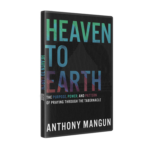 Heaven to Earth DVD/CD Set by Anthony Mangun