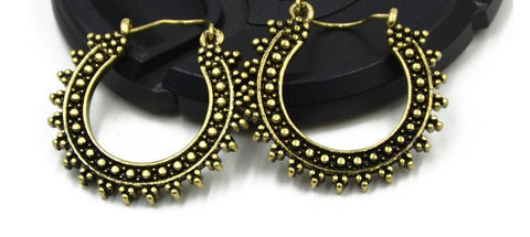 Bolas Earrings