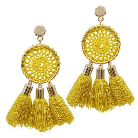 Ojibwe Earrings