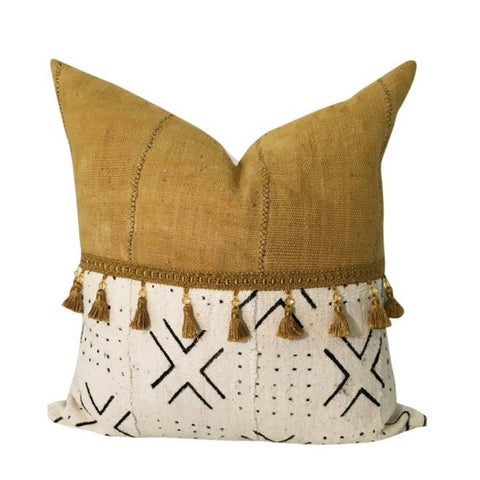 Casa Afrique Pillow Case