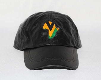 Abiade Afro- (Vegan) Leather Hat