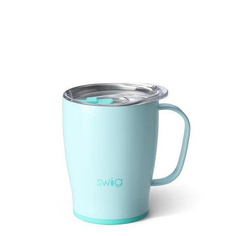 18 oz Double-Walled Stainless Steel Mug
