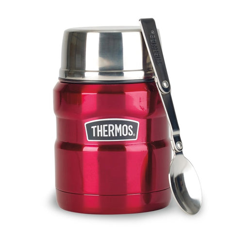 Thermos® Stainless King™ Food Jar with Spoon
