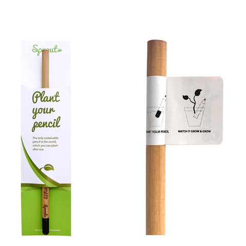 Sprout Plantable Herb Pencil
