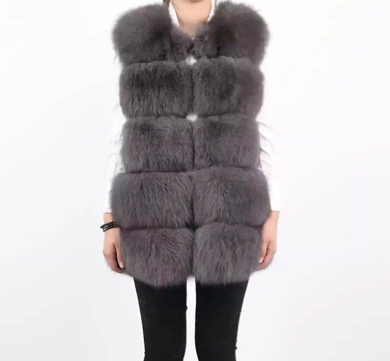 REGAL Smokey Grey Gilet