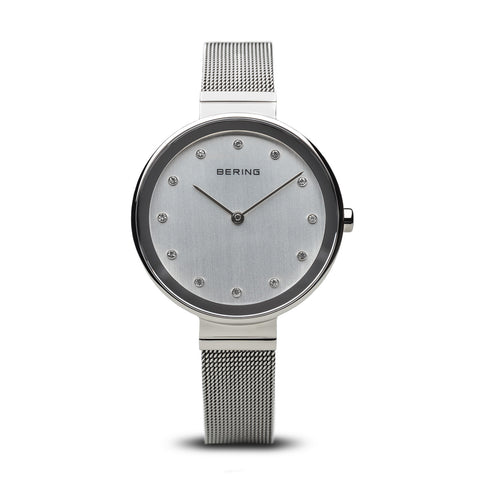 Best Seller Women's Silver Milanese Watch