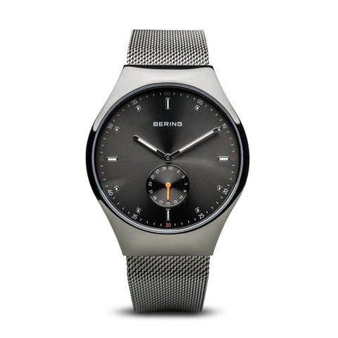Smart Travel Bluetooth Grey Watch