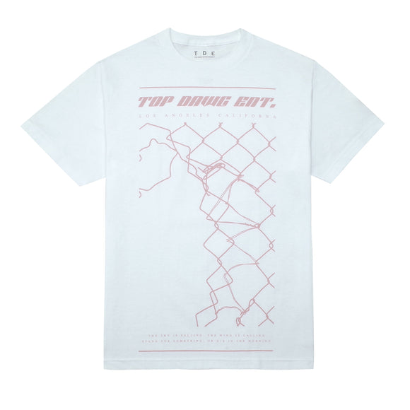 Wire T-Shirt (White)