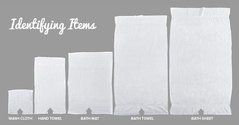 Bath Towel Sizes