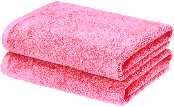 Goza Towels Cotton Bath Towels ( 2 - Pack, 28 x 56  inches) - Gozatowels