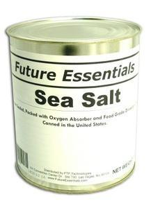 Future Essentials Sea Salt, Case of 12 Cans