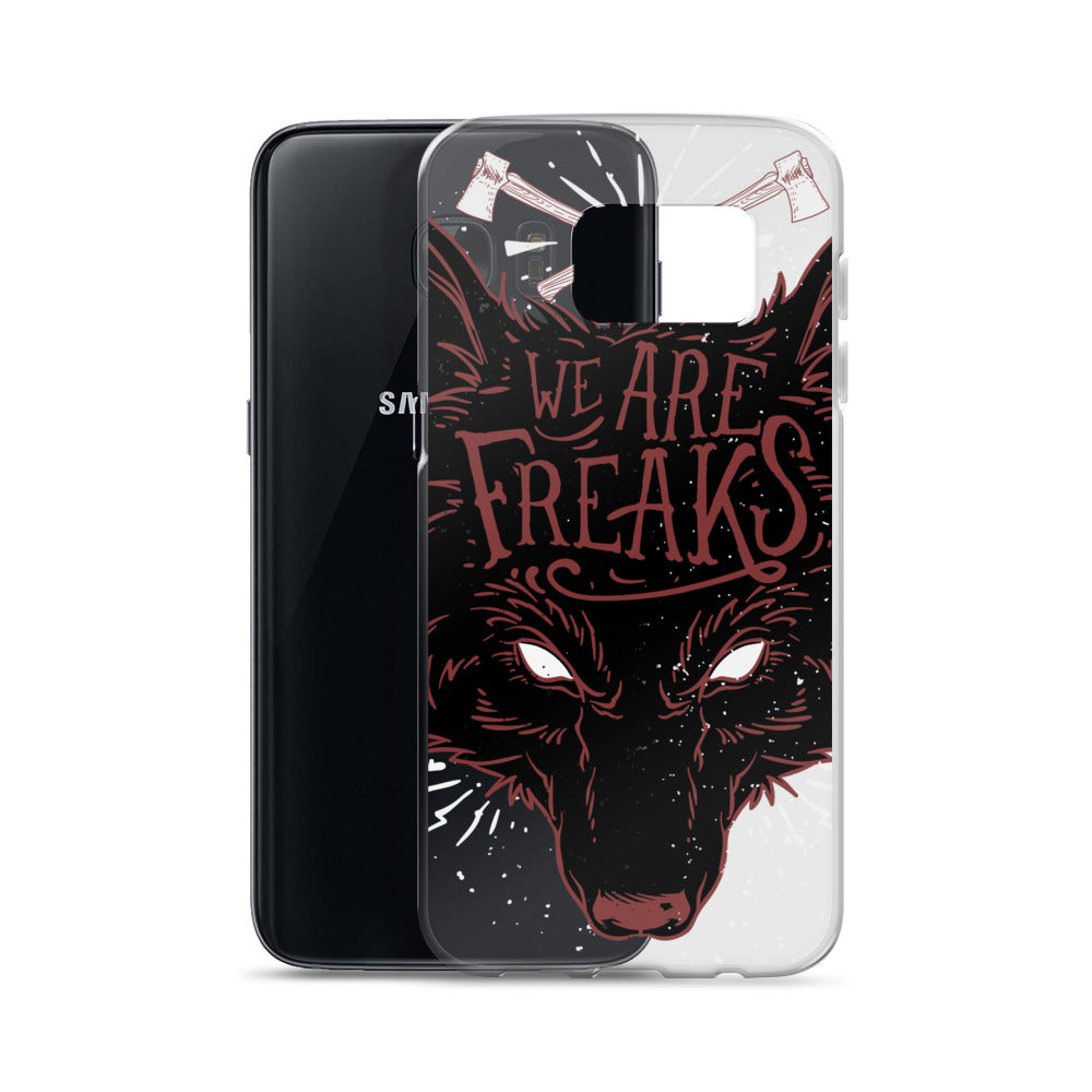 We Are Freaks Samsung Case