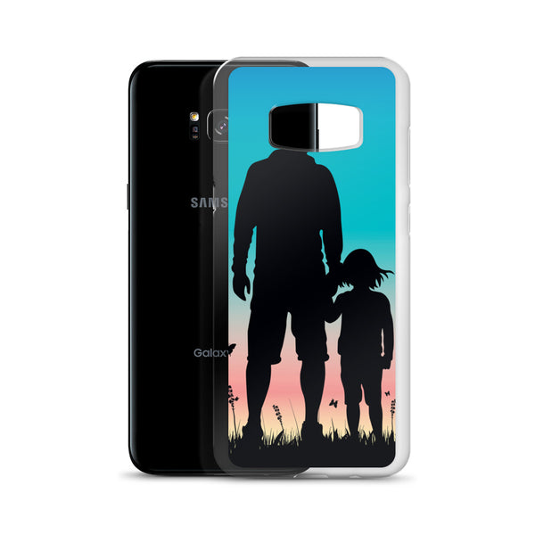 Daddy's Little Girl Samsung Case |  | Witty Novelty