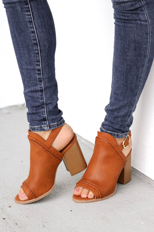 Naturally Impressed Ankle Boot