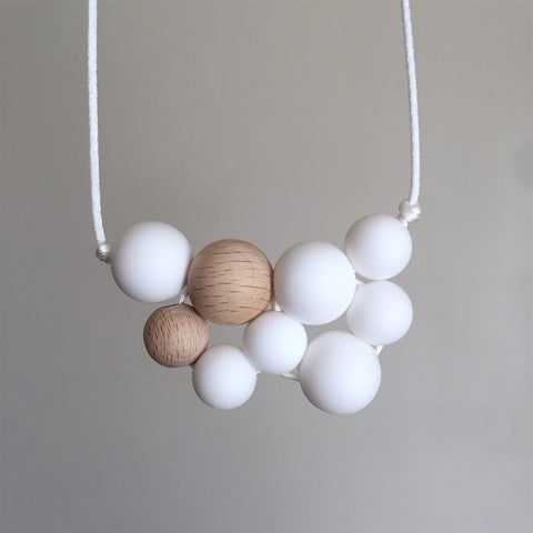 Cluster Necklace - Grace and Parker