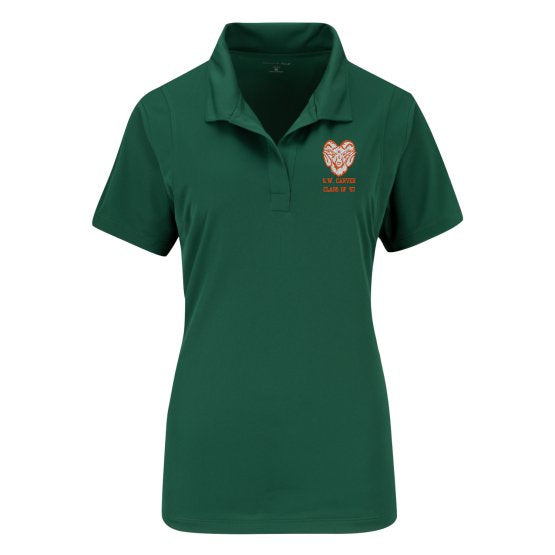 Class Reunion Polo T-Shirt (Embroidery Print)