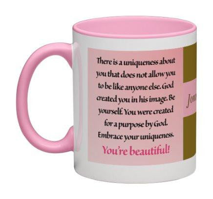 Uniqueness About You Coffee Mug - 11 oz-Coffee Mug-Jonnay Designs, LLC-Jonnay Designs™