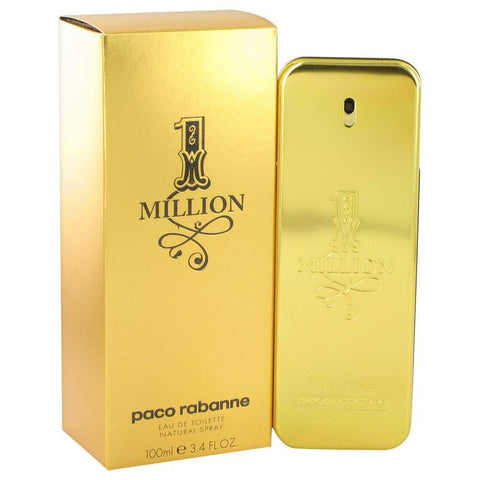 1 Million Cologne Eau De Toilette Spray for Men By Paco Rabanne
