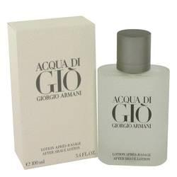 Acqua Di Gio After Shave Lotion 3.4 Oz. By Giorgio Armani - ModaLtd Beauty
