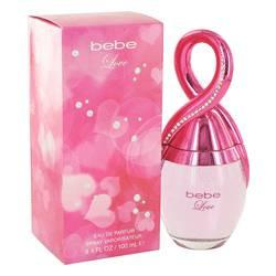 Bebe Love Eau De Parfum Spray By Bebe - ModaLtd Beauty