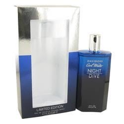 Cool Water Night Dive Eau De Toilette Spray for Men  By Davidoff - ModaLtd Beauty