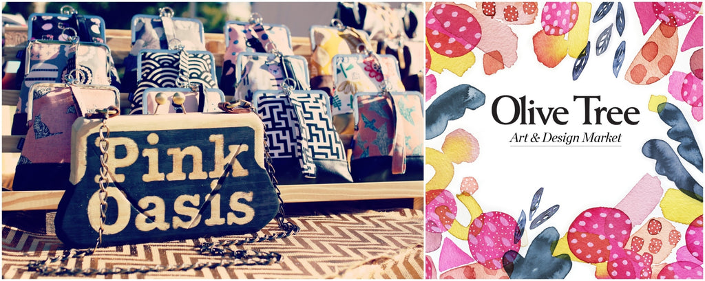 Olive Tree Art & Design Market | PINKOASIS