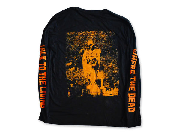 Hallow Collective - Where The Dead Talk To The Living Long Sleeve Back