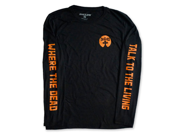 Hallow Collective - Where The Dead Talk To The Living Long Sleeve Front